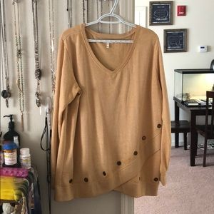 Maurices brand pullover // size XXL
